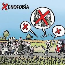La stanchezza della xenofobia