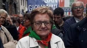 Ciao Comandante. La presidente nazionale Carla Nespolo ci ha lasciati.
