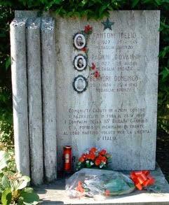 Danneggiato il cippo dedicato ai caduti della battaglia del Ronchetto sul Naviglio