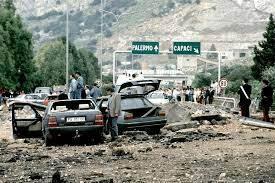 23 maggio: ventinovesimo anniversario della strage di Capaci